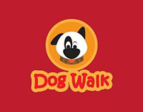 Interface de Aplicativo para Iphone: Jogo Dog Walk