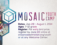 Mosaic Youth Camp