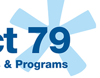 NYC Dept of Ed., District 79 logo