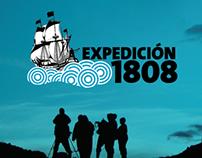 EXPEDICIÓN 1808 / TV
