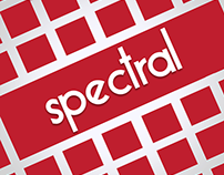 Spectral Party Flyer Set