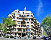 Barcelona Portfolio