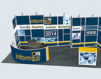 Tradeshow Booth, Informex