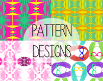 Pattern Designs by Amanda Thompson