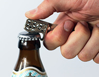 Belt Clip with Bottle Opener