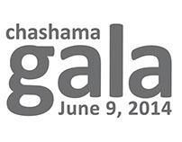 chashama 2014 Gala Design