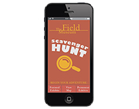 The Field Museum: Scavenger Hunt App