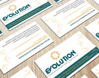 Branding | Evolution . Eventos esportivos e bem-estar