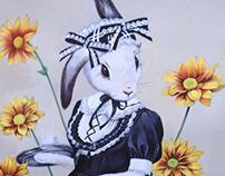 Goth-Lori Rabbit