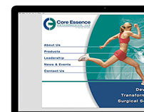 Website Design, Core Essence