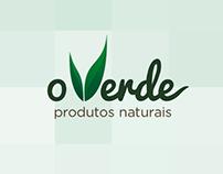 O Verde - Branding