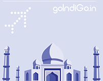 IndiGo Airlines Advertising Campaign