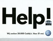 VOLKSWAGEN CADDY CAMPAGNE (klik en scroll)