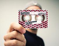 iluvCrew Membership card Teaser 2