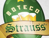 Branding Boteco Strauss
