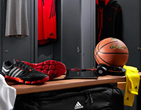 DWAYNE WRIGHT ADIDAS CAMPAIGN