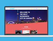 Toronto Tourism - College work project