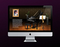 Christine Brown - Website Design