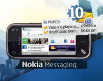 Nokia N97 Spot on Sony Entertainment Television