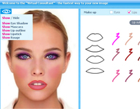 Virtual Make Over