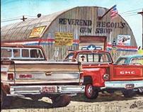 The Rednecks Of Reverend Recoil's...