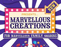 Cadbury Marvellous Creation Digital Campaign