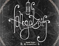 Os Folkgazais - Diseño CD en proceso