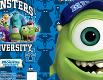 LICENCIA Monsters University