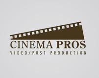 Cinema Pros - Logo Development / ID