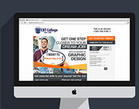 CBT College Landing Pages