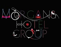 Morgans Hotel Group - global identity