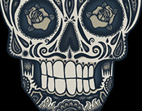 Calavera IV by wotto