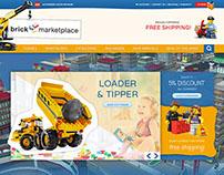 All E-Commerce Homepage Designs