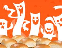 Krystal Halloween Digital Campaign