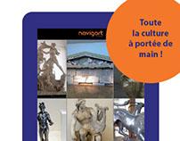 Museum fair flyer