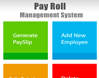 Pay Roll Management System