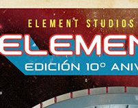 Element Agencia Digital magazine ad