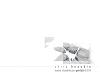 Architecture Portfolio - 2011