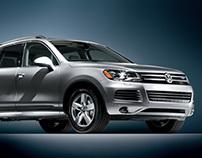 """Volkswagen Toureg """"SUVW"""""""