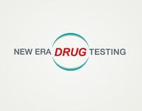 New Era Drug Testing - Logo Development / ID