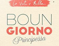 Movie Poster - Life is Beautiful - La Vita e Bella
