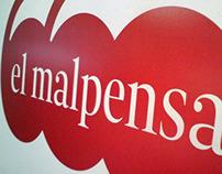 Visual identity for El Malpensante