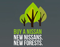 Website - Nissan: Nature Loves You