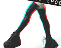 Jeffrey Campbell Ad Series