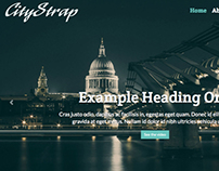 CityStrap Bootstrap Theme