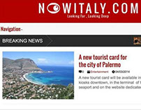 A new tourist card for the city of Palermo