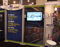 Shopper Marketing Expo Booth