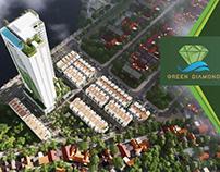 Thông tin chung cư Green Diamond Hạ Long