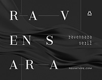 Ravensara Serif — elegant high contrast classic serif