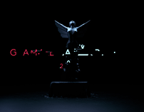 The Game Awards - Animated Typeface